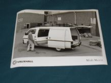 "VAUXHALL MIDI MERIT   factory issued 8x6"" press photo"